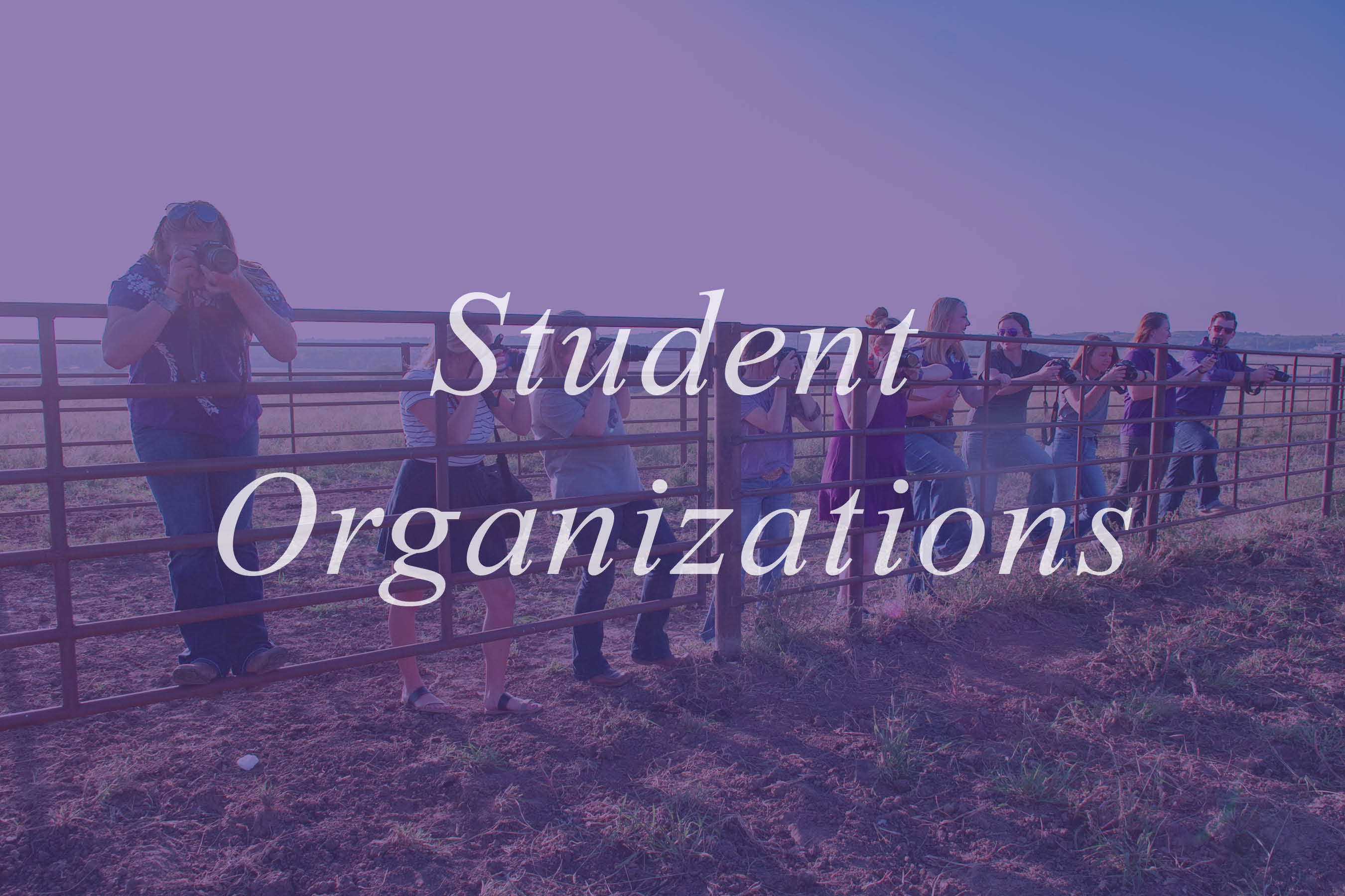 Click to see ACJ's student Organizations