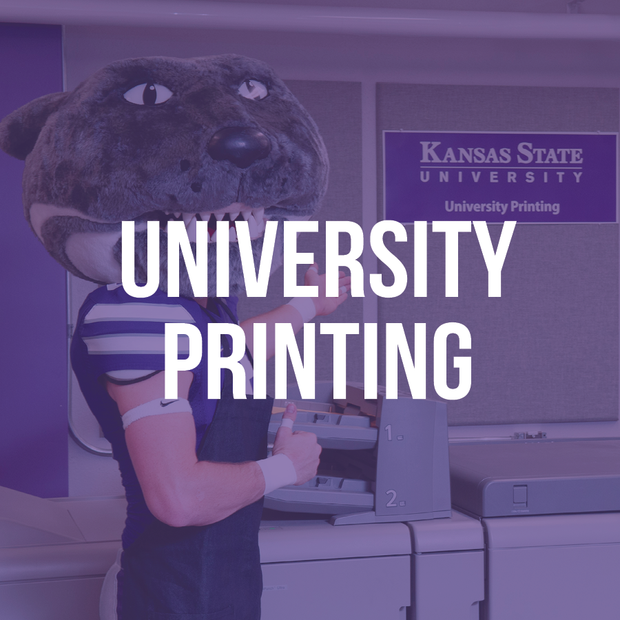University Printing - Willie the Wildcat