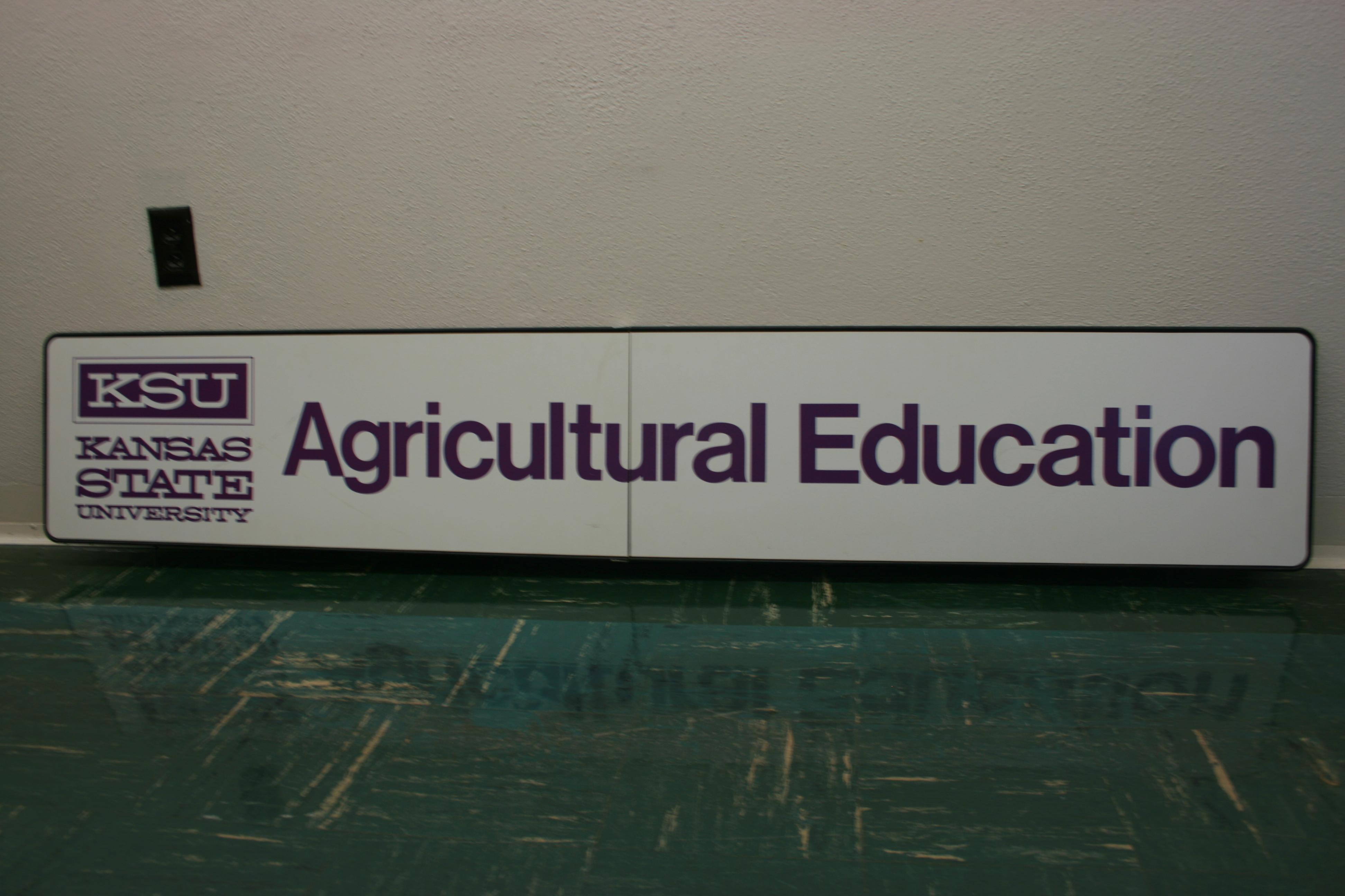 Agricultural Education Header Attachment
